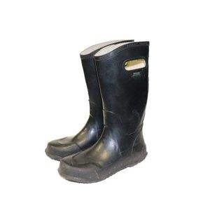 Bogs Rubber Kids Easy Pull On Rain-boots